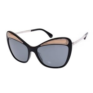 New Black 3577-A CHANEL Sunglasses